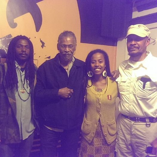 Monty and Bill Howell sit for a candid interview with Donisha Prendergast and Wu Tang about their father Leonard P Howell and Pinnacle